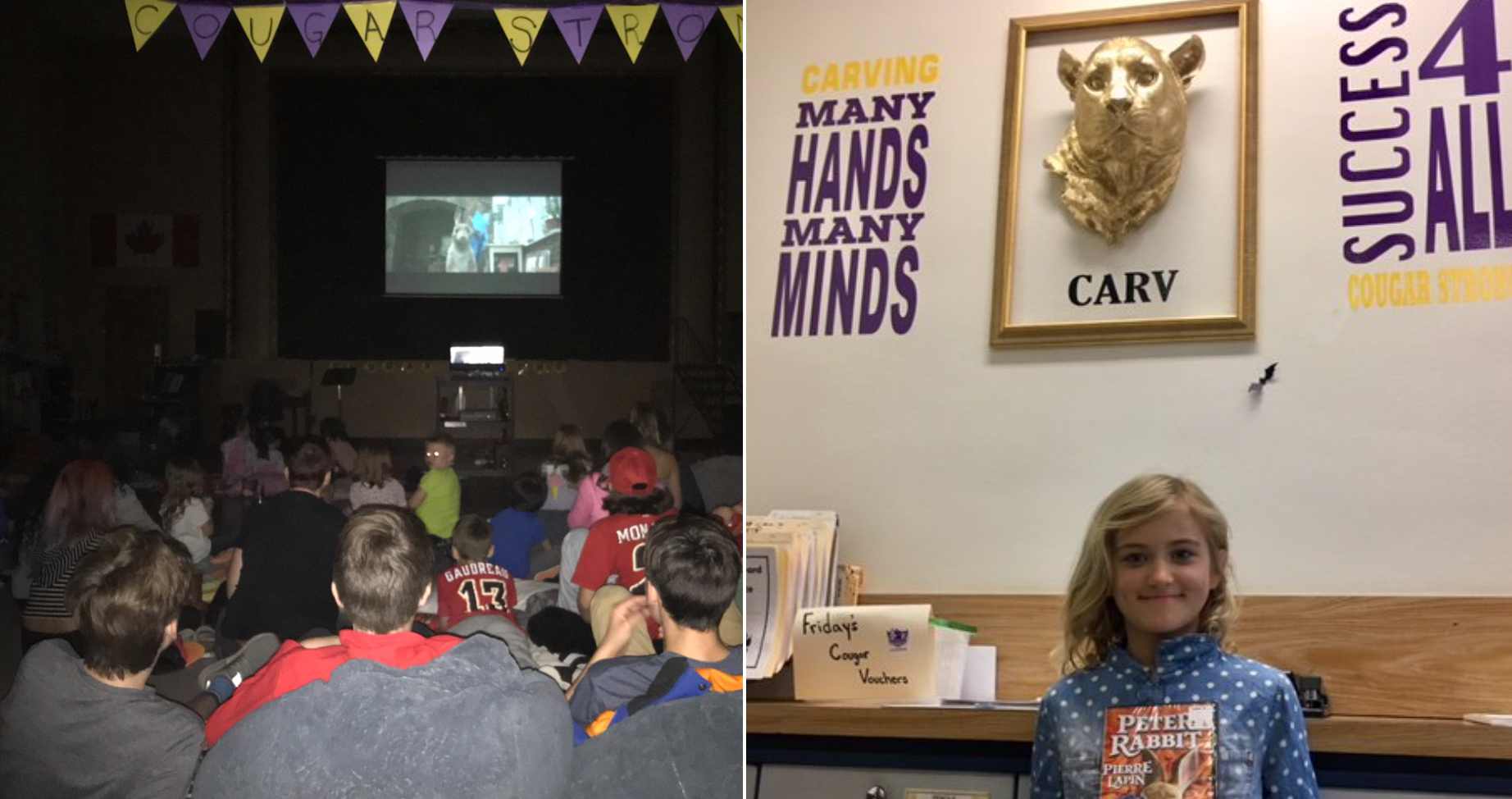 Central School SCC Movie Night