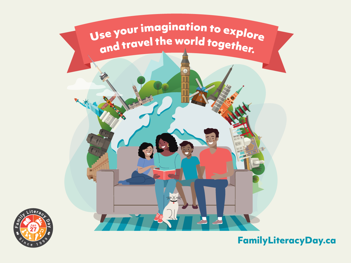 Family Literacy Day - January 27
