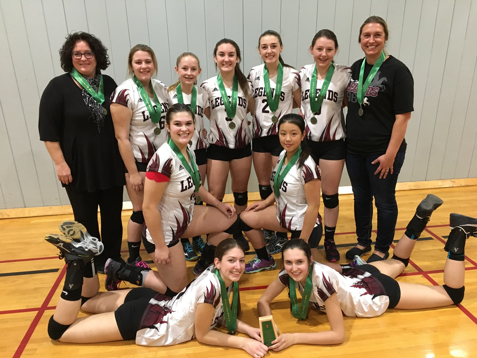 Fox Valley Legends Capture Provincial 1A Bronze