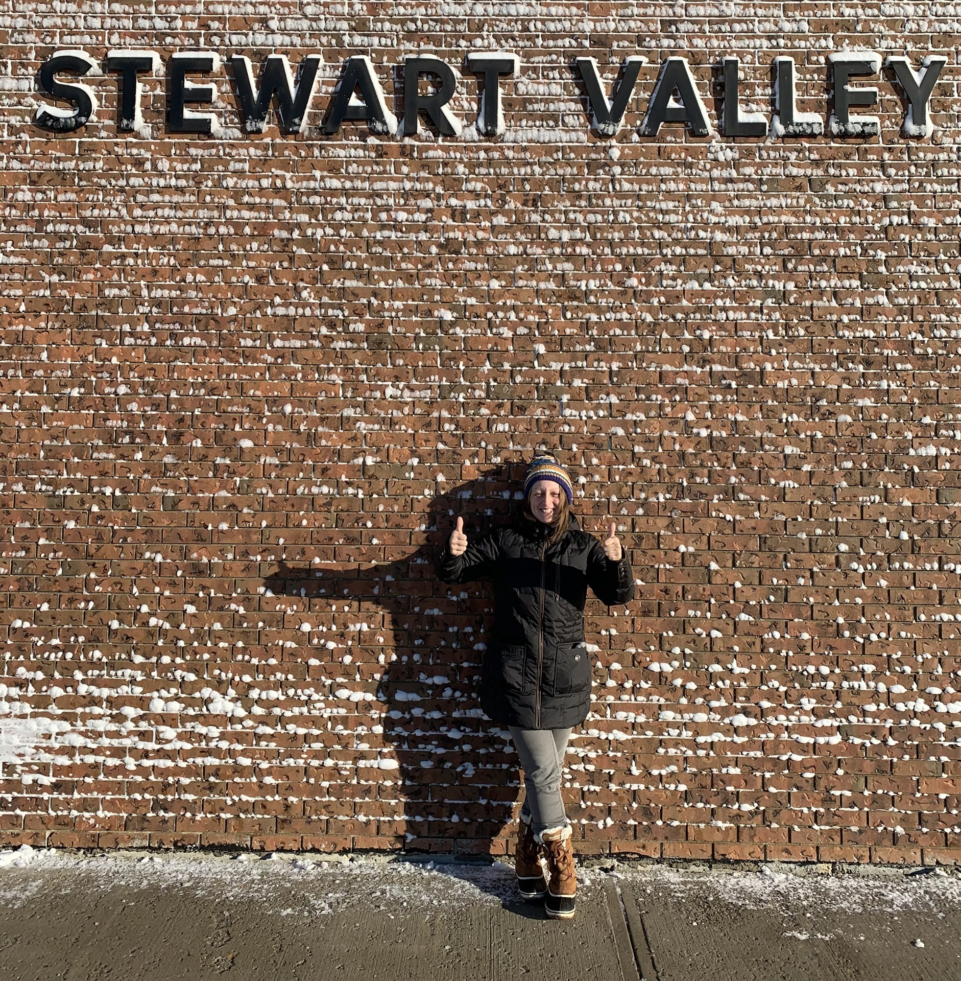 Kindness at Stewart Valley School