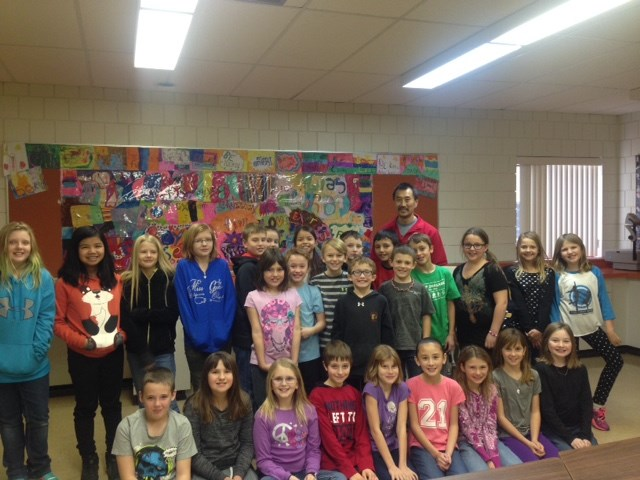 Sidney Street School Raises Funds for Movember