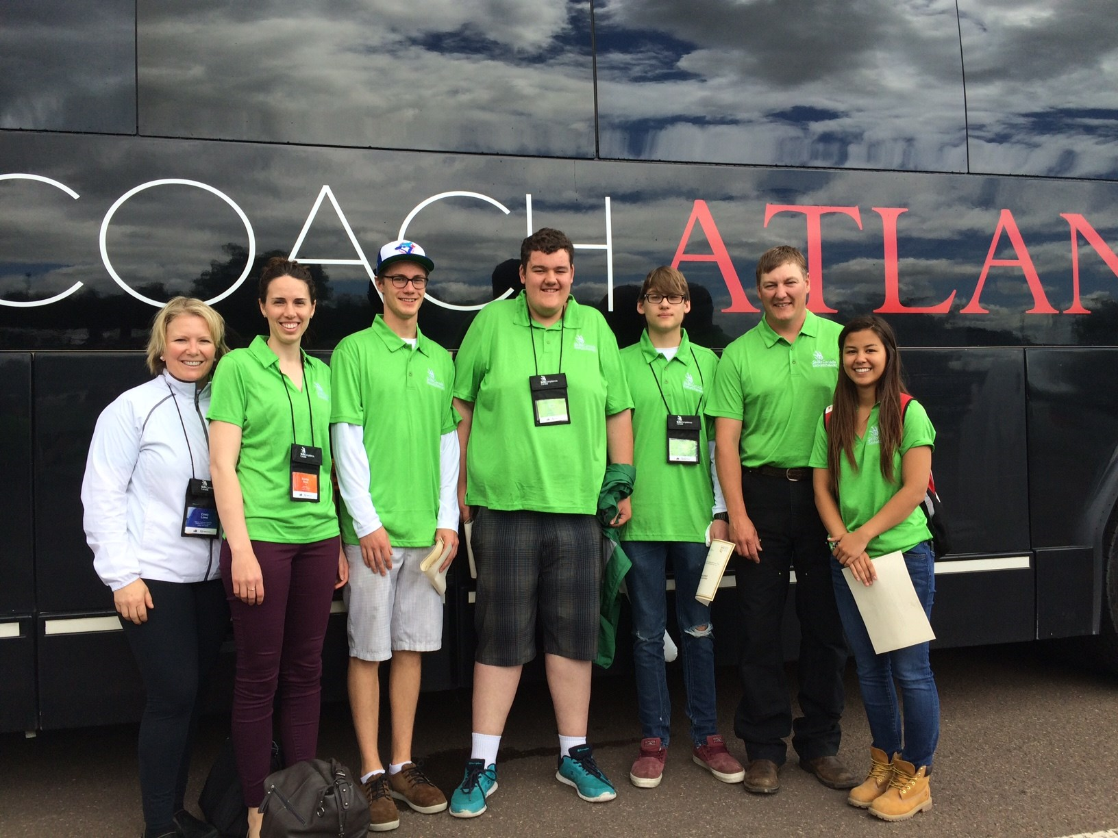 SCCHS Team Competes at Skills Canada National Competition