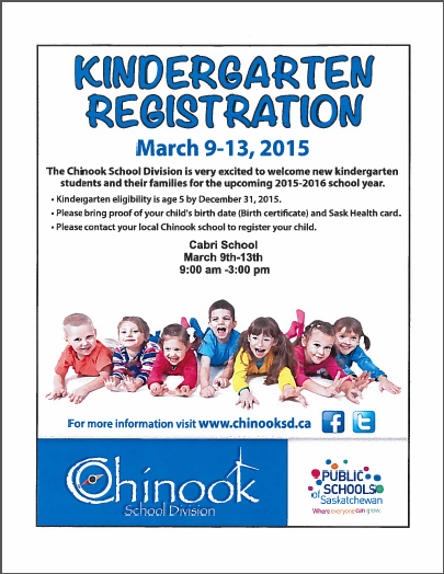 Cabri Kindergarten Registration 2015.png