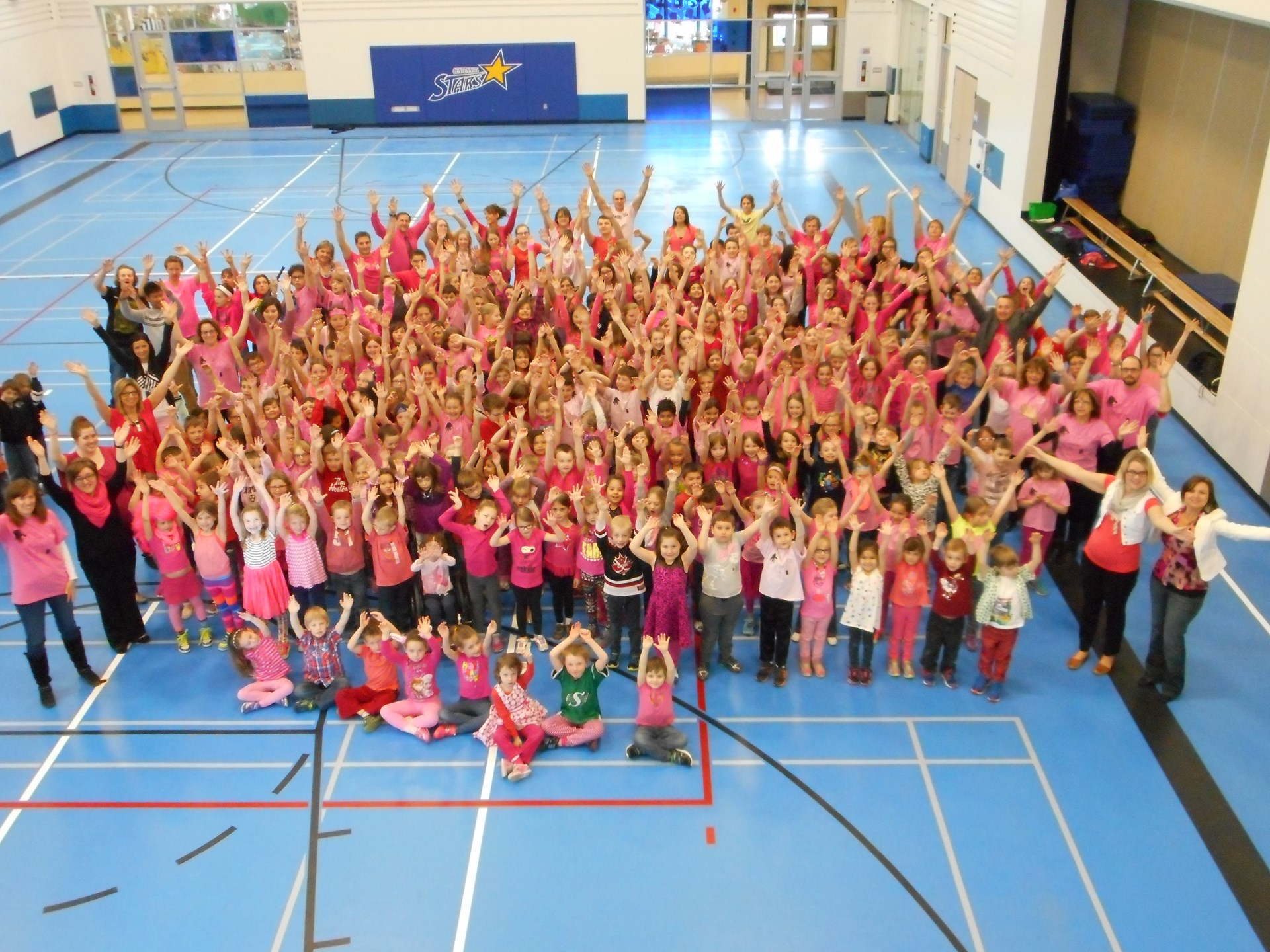 Wear Pink Day - February 28!