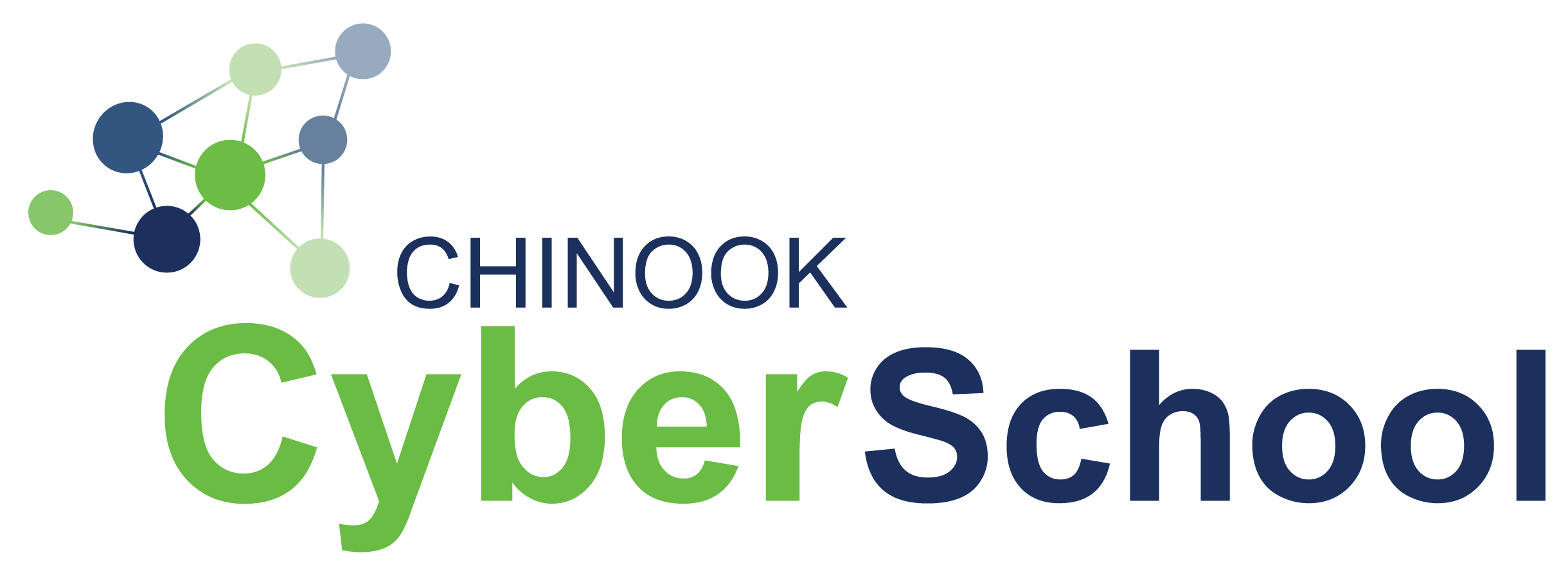 Chinook Cyber School logo