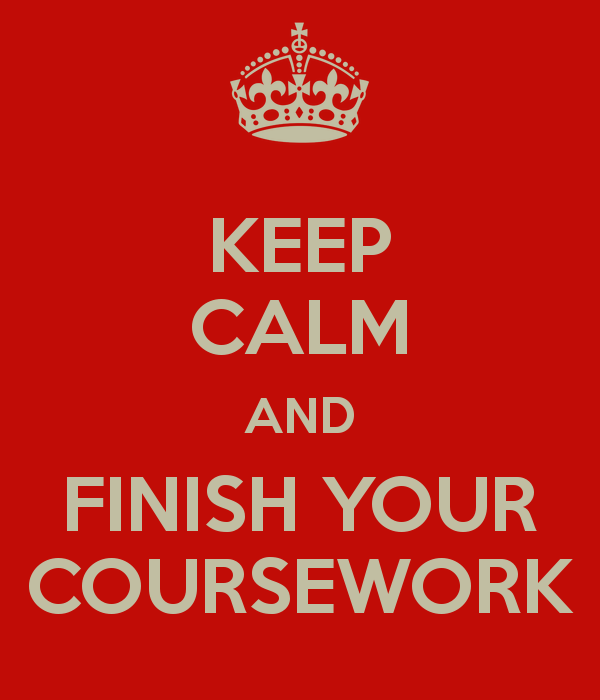 Course work