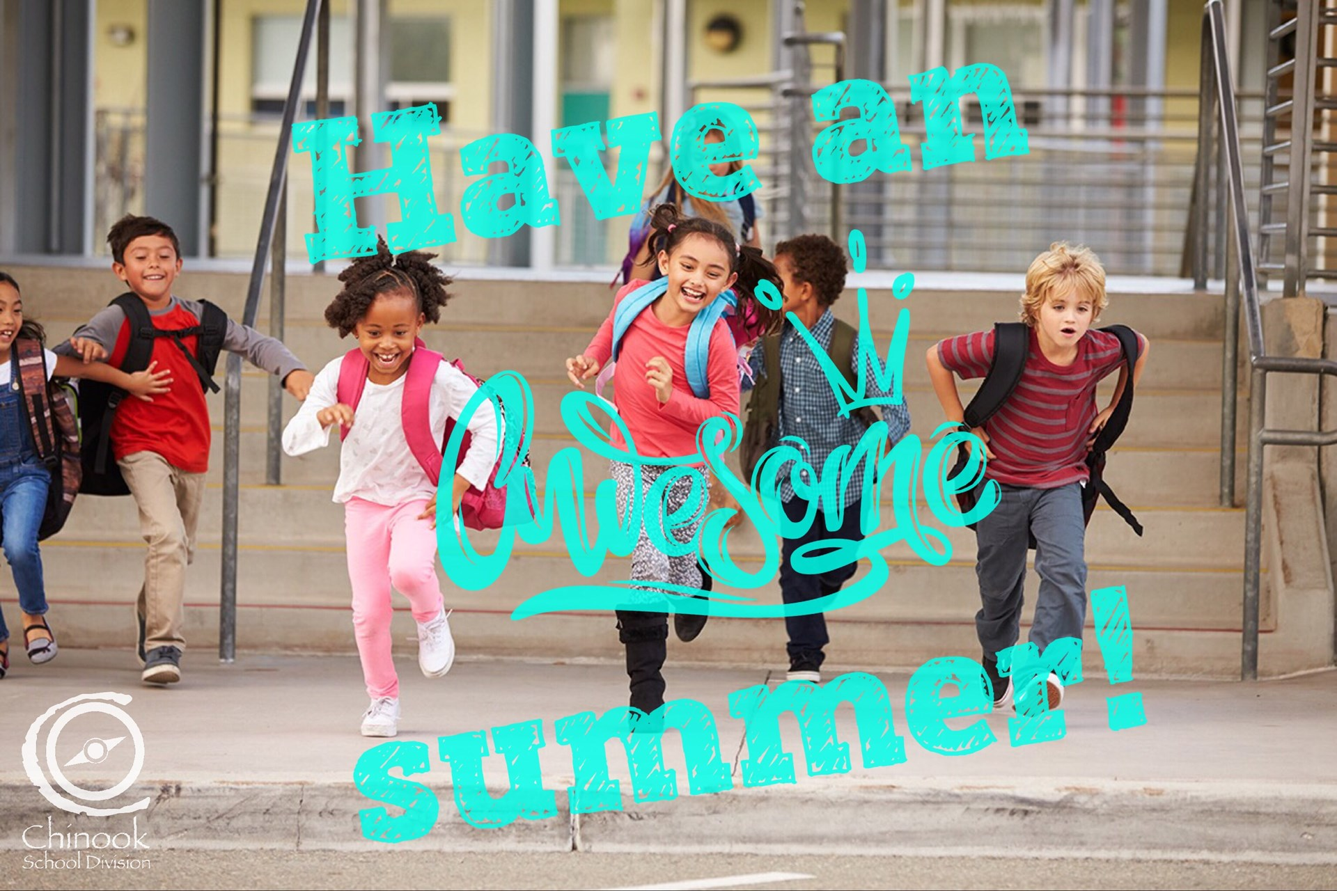 Chinook students, staff and families: Thank you for a wonderful year!