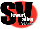Stewart Valley School logo