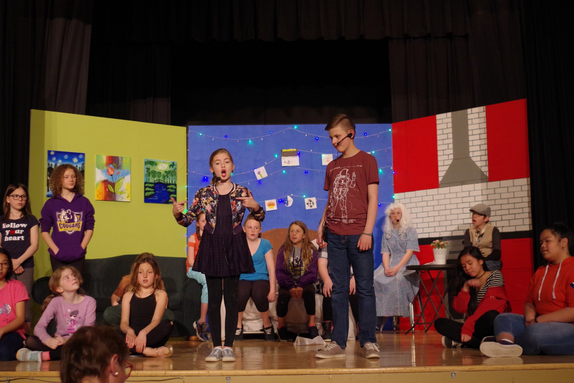 Central School Spring Musical