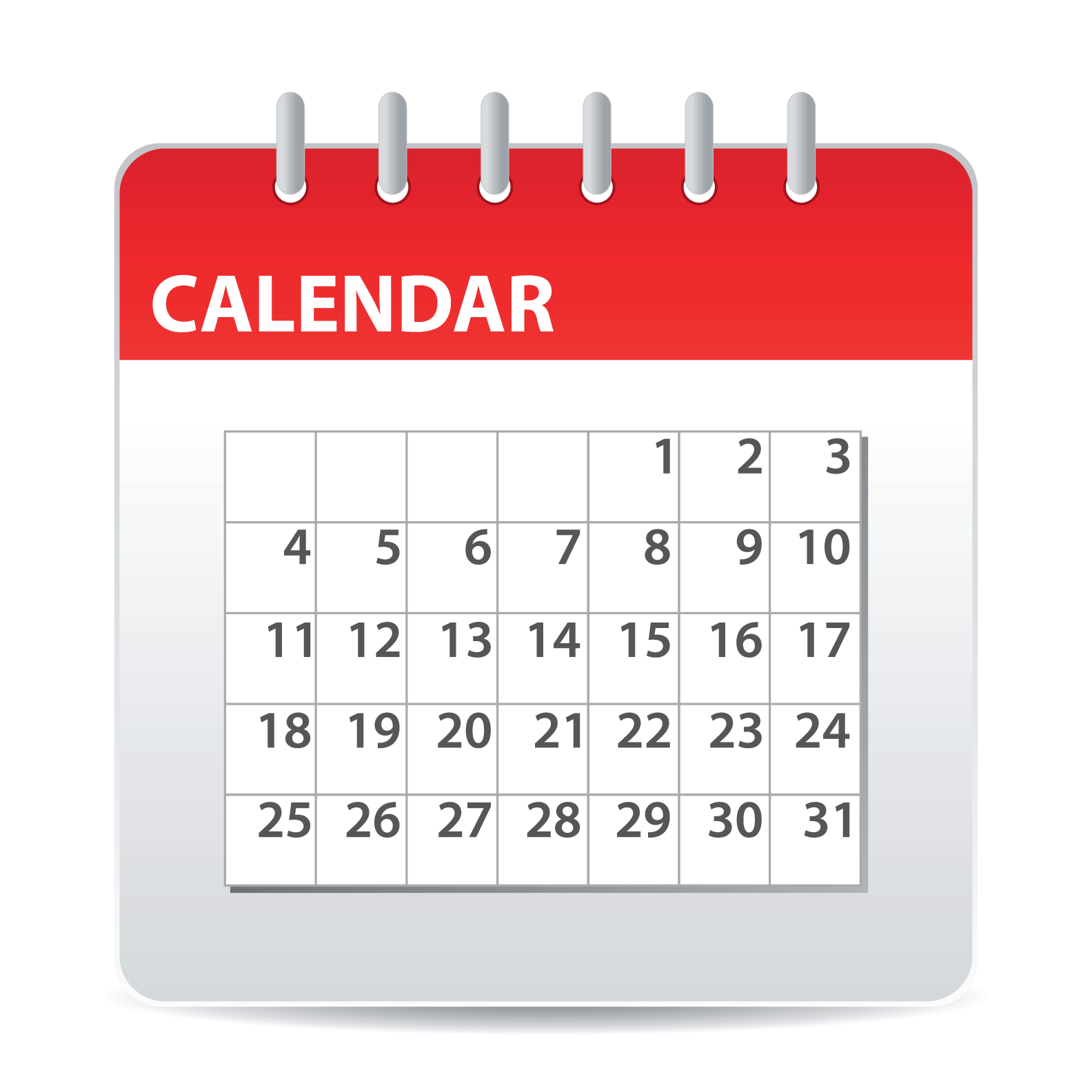 December Calendar Icon Transparent 2020 News Archive   Chinook School Division