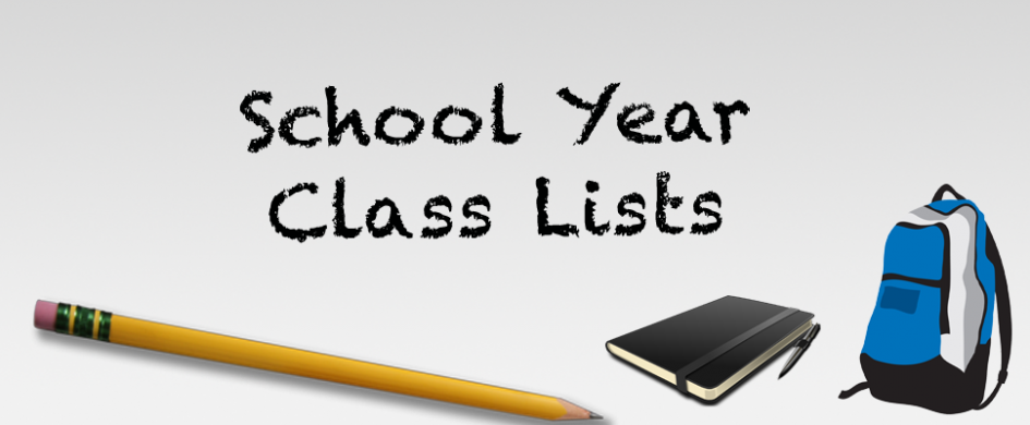 Image result for class lists