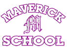 Maverick School logo