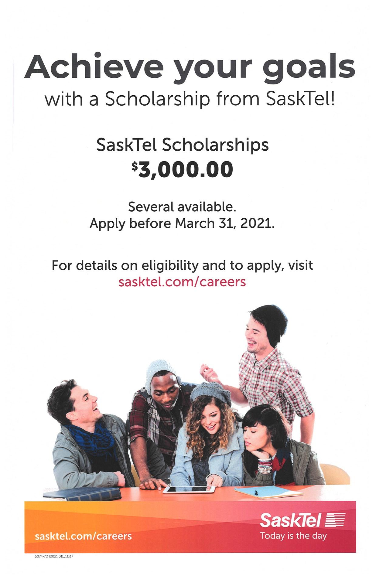 Sasktel Scholarship Poster.jpg