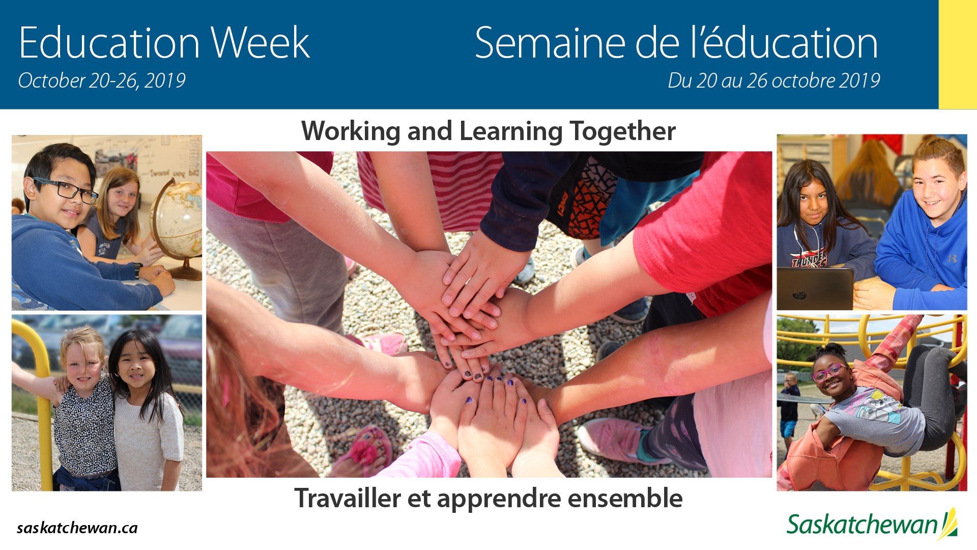 Education Week: Working and Learning Together